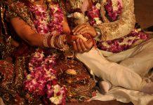 Representational image of a wedding ceremony