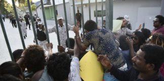 Protests in Maldives