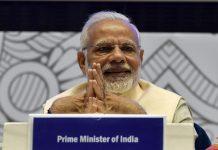 Narendra Modi   Manvender Vashist /PTI
