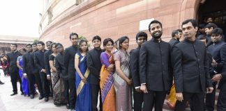 UPSC IAS Officers (representational image) | Sonu Mehta/Hindustan Times via Getty Images)