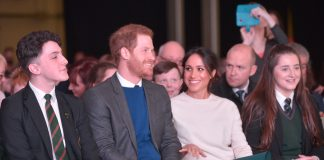 Prince Harry and Meghan Markle clicked during an event | Wikimedia Commons