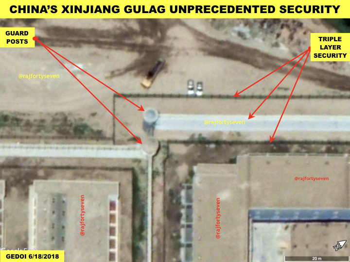 China builds Gulag-like prisons for Muslims, calls them 'political re-education centres'