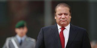 Former Pakistani prime minister Nawaz Sharif | Sean Gallup/Getty Images