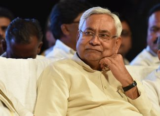 Bihar Chief Minister Nitish Kumar | Arijit Sen/Hindustan Times via Getty Images