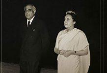 Former PM Indira Gandhi with her principal secretary P. N. Haksar | ThePrint.in