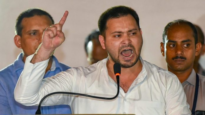 Is Lalu son a BJP ally? Tejashwi Yadav's tirade against Nitish raises question in RJD