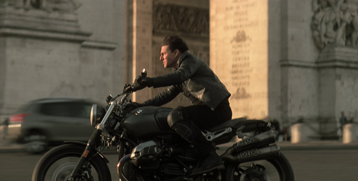 'Mission: Impossible' bests Winnie-the-Pooh at box office