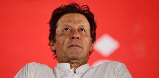 Pakistan Tehreek-e-Insaf chief Imran Khan | FAROOQ NAEEM/AFP/Getty Images