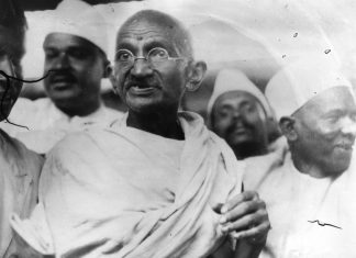 File photo of Mahatma Gandhi | Central Press/Getty Images