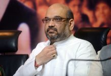 Bharatiya Janata Party president Amit Shah | RAVEENDRAN/AFP/Getty Images