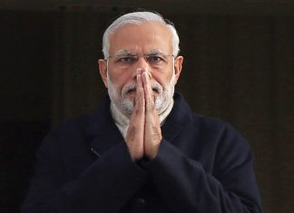 File photo of Prime Minister Narendra Modi   Jonathan Brady - WPA Pool/Getty Images