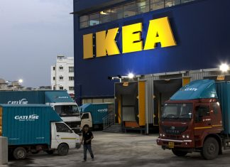 Ikea's first Indian store in Hyderabad