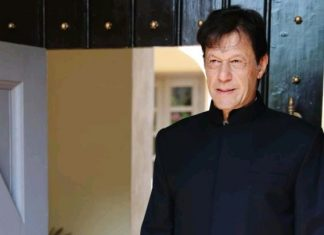 Imran Khan takes oath as Pakistan's Prime Minister today | PTI/Twitter