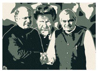 Imran Khan, Atal Bihari Vajpayee, Nawaz Shariff