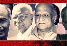 Dabholkar, Pansare, Kalburgi, Lankesh