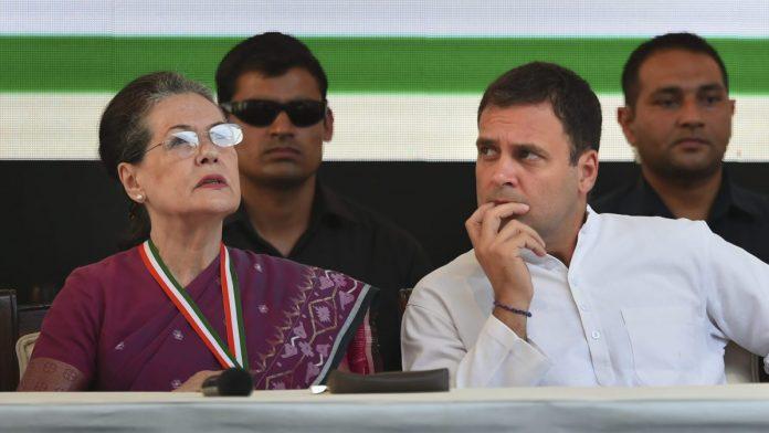 Rahul Gandhi has taken a backseat, but his team is running Congress show
