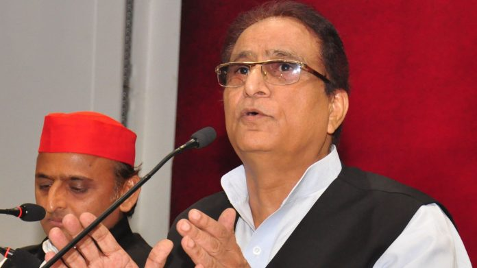 It is Azam Khan, and not Owaisi, who is BJP's permanent target