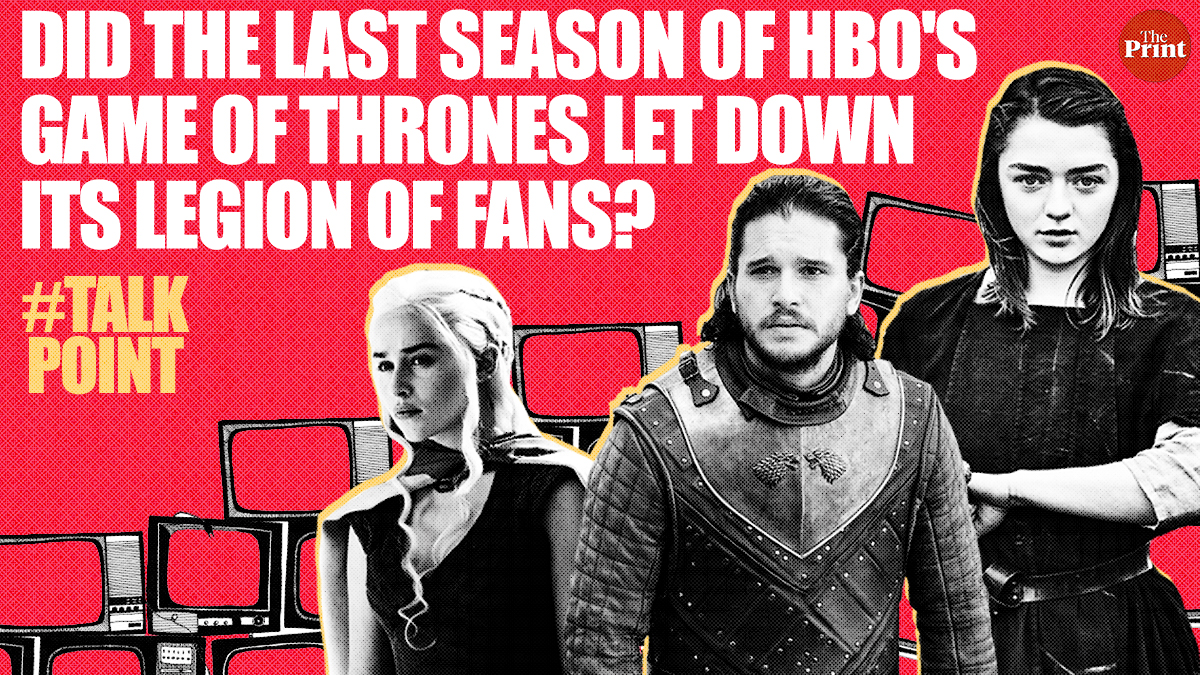 Did the last season of Game of Thrones let down its legions of fans?