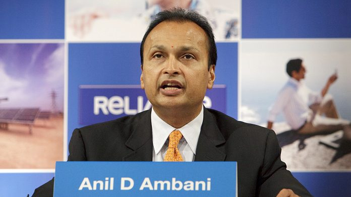 Default rating for Anil Ambani's Reliance Capital reignites credit scare