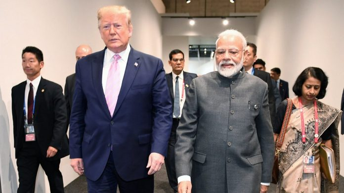 Trump attending Howdy Modi event proof of PM's growing stature – and of Indians in US