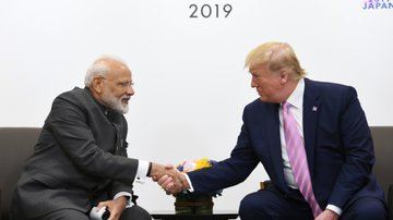 India, US looking to ease trade tensions ahead of Modi-Trump meet