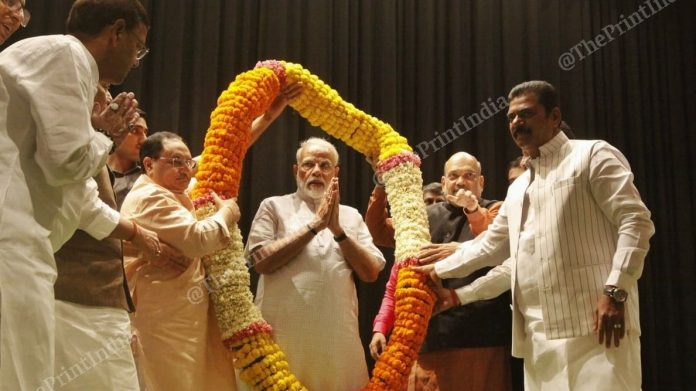 Modi makes everyone happy — grumbling ex-ministers, NDA allies, friendly opposition parties