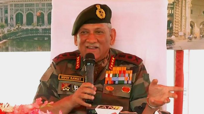 Foreign media images seem doctored, haven't tortured anyone in Kashmir: Indian Army chief