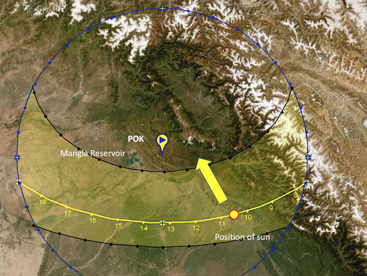 Using Open Source Intelligence (OSINT) to show how IAF's Abhinandan shot down a Pakistani F-16 14