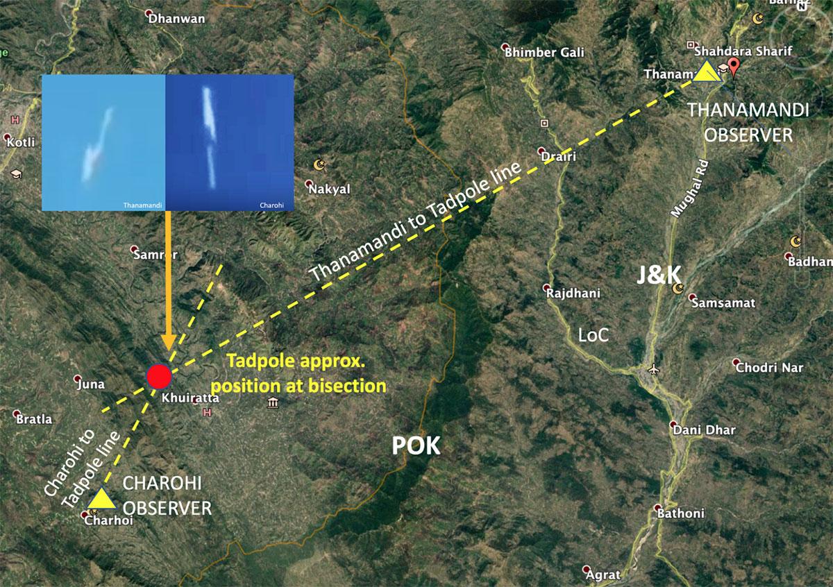 Using Open Source Intelligence (OSINT) to show how IAF's Abhinandan shot down a Pakistani F-16 25