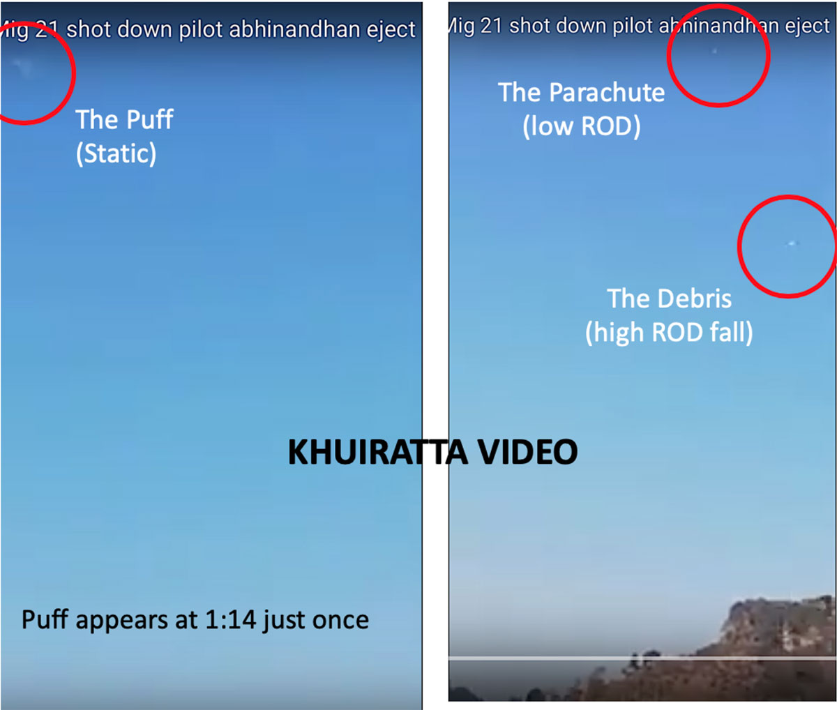 Using Open Source Intelligence (OSINT) to show how IAF's Abhinandan shot down a Pakistani F-16 32