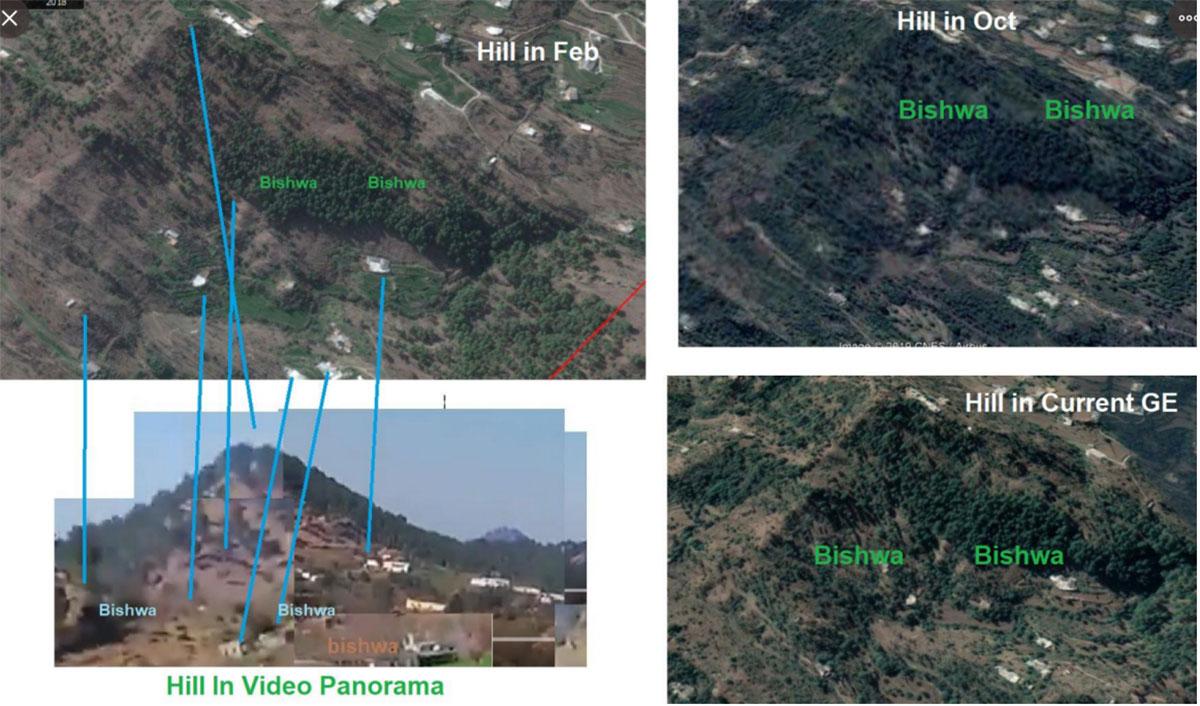 Using Open Source Intelligence (OSINT) to show how IAF's Abhinandan shot down a Pakistani F-16 35