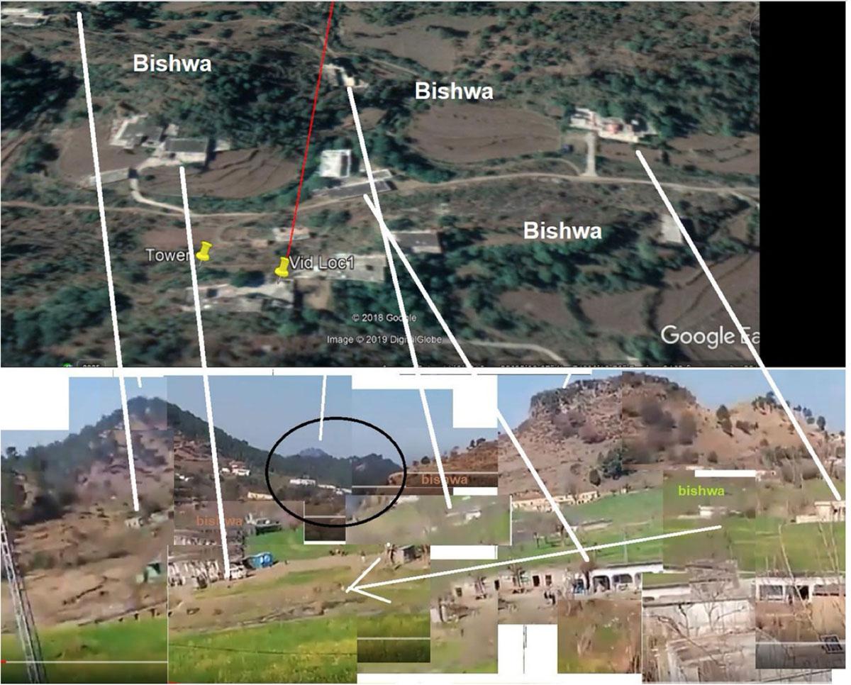 Using Open Source Intelligence (OSINT) to show how IAF's Abhinandan shot down a Pakistani F-16 36