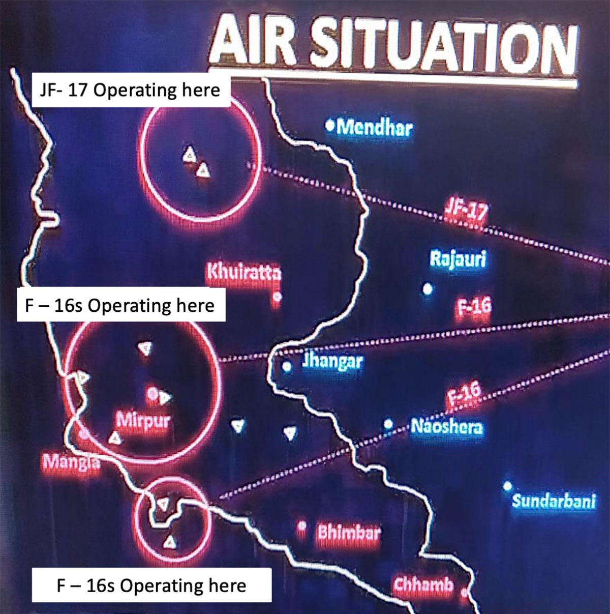 Using Open Source Intelligence (OSINT) to show how IAF's Abhinandan shot down a Pakistani F-16 5