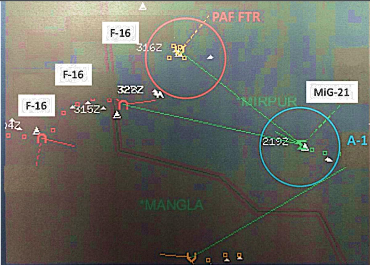 Using Open Source Intelligence (OSINT) to show how IAF's Abhinandan shot down a Pakistani F-16 42