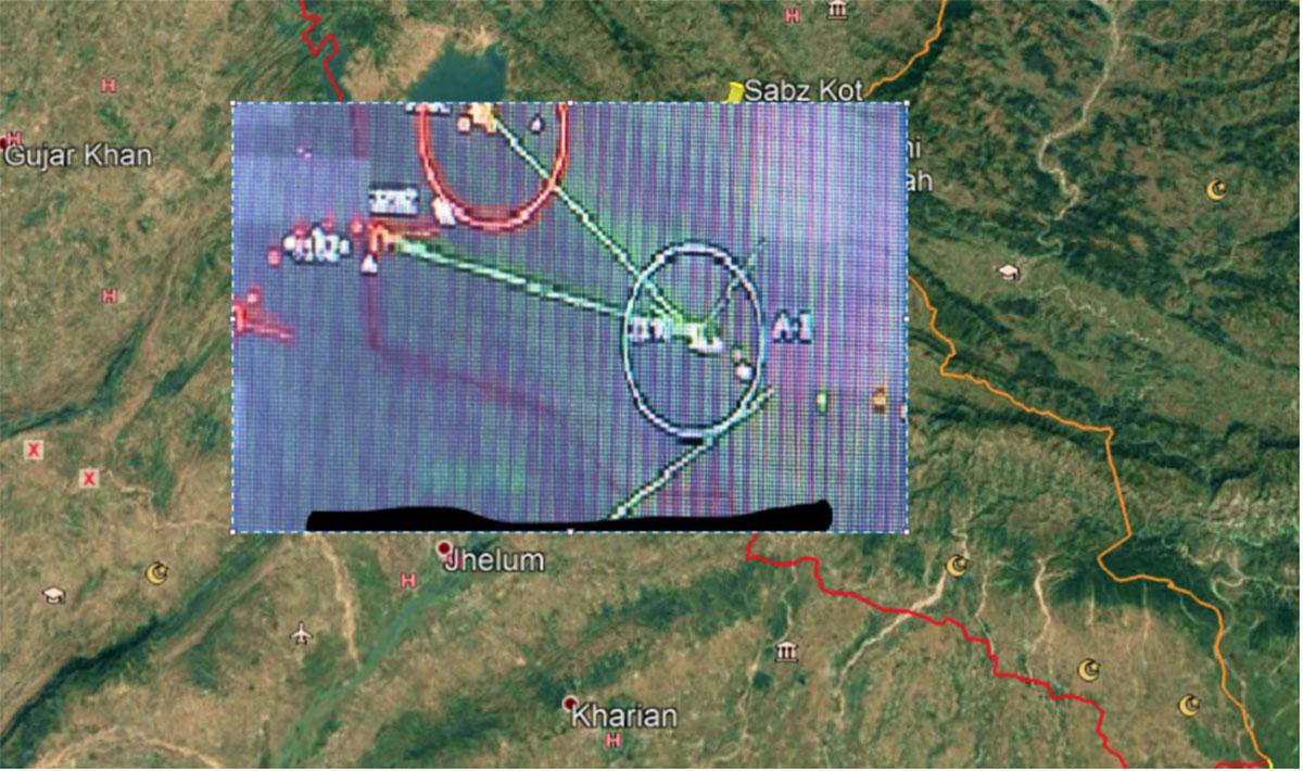 Using Open Source Intelligence (OSINT) to show how IAF's Abhinandan shot down a Pakistani F-16 43