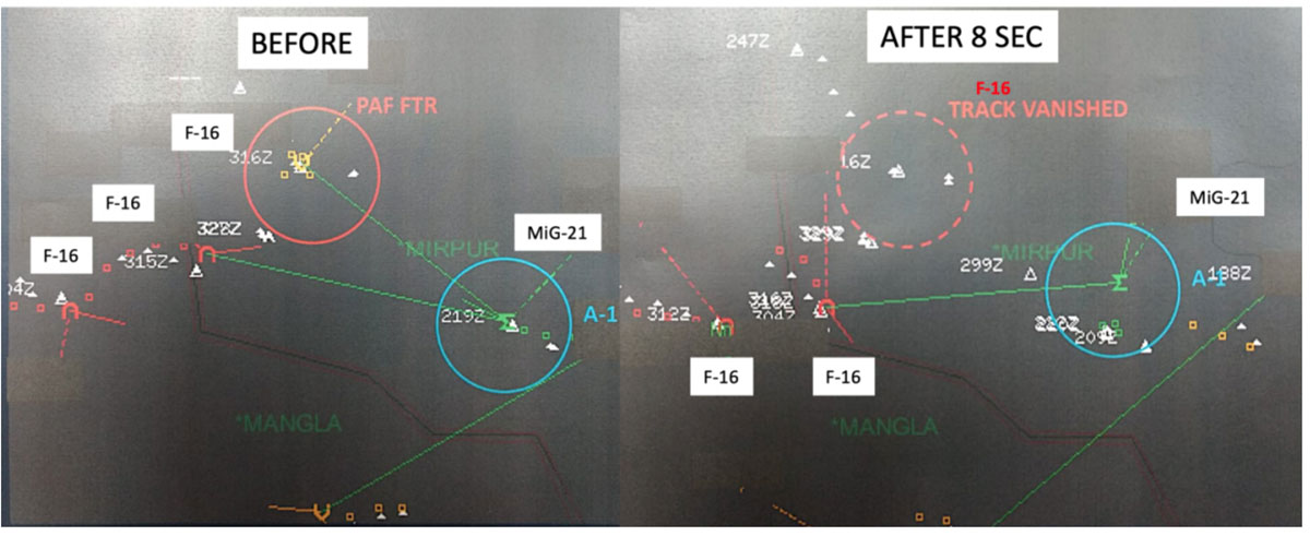 Using Open Source Intelligence (OSINT) to show how IAF's Abhinandan shot down a Pakistani F-16 45