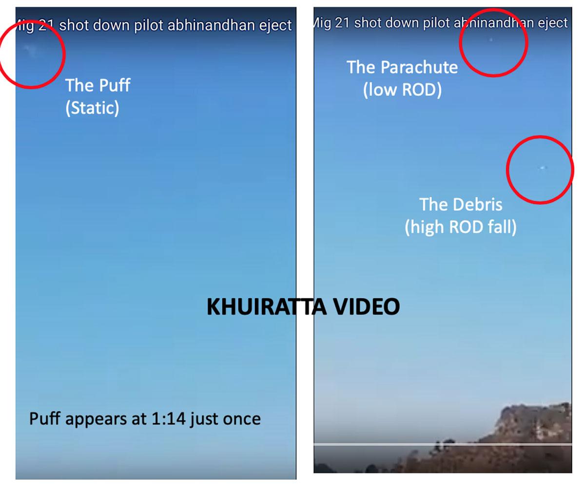 Using Open Source Intelligence (OSINT) to show how IAF's Abhinandan shot down a Pakistani F-16 53