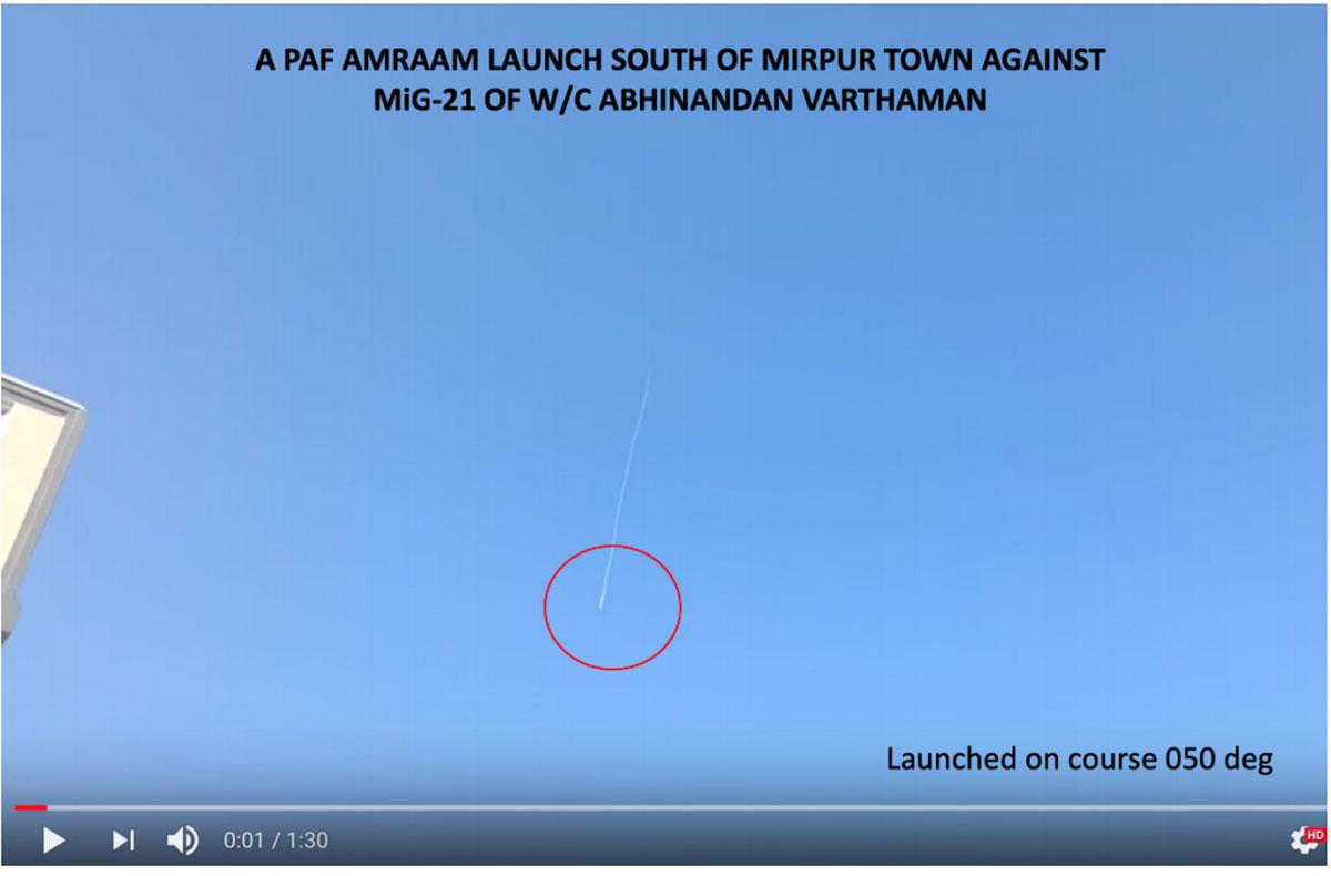 Using Open Source Intelligence (OSINT) to show how IAF's Abhinandan shot down a Pakistani F-16 62