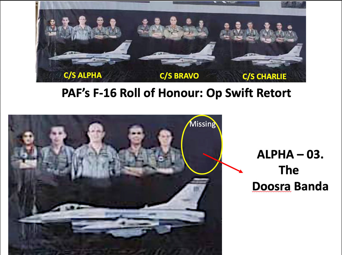 Using Open Source Intelligence (OSINT) to show how IAF's Abhinandan shot down a Pakistani F-16 68
