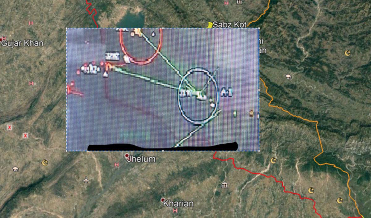 Using Open Source Intelligence (OSINT) to show how IAF's Abhinandan shot down a Pakistani F-16 9