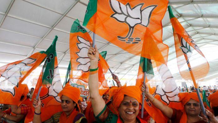 BJP's politics summed up in three social binaries