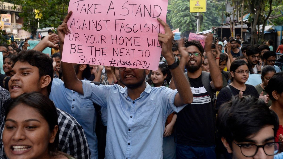 After JNU, Jadavpur University is the new 'Left' bastion everyone wants to storm