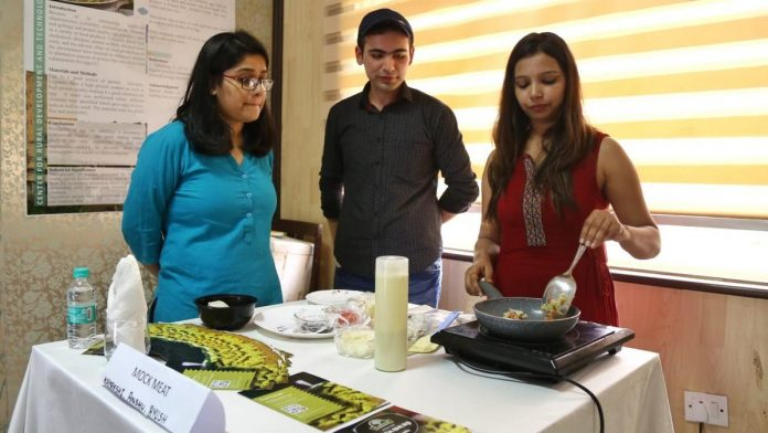 Mock eggs & mock meat on the menu as IIT-Delhi seeks to collaborate with industries