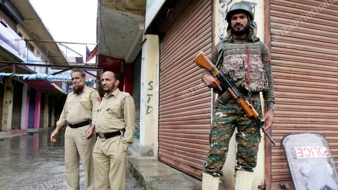 J&K cops can't please anyone — Kashmiris call them traitors, central forces mistrust them