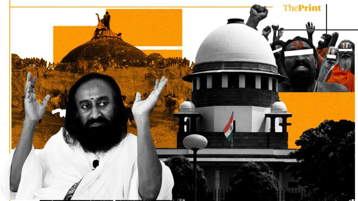 Is Supreme Court being pragmatic by allowing Ayodhya mediation during legal proceedings?