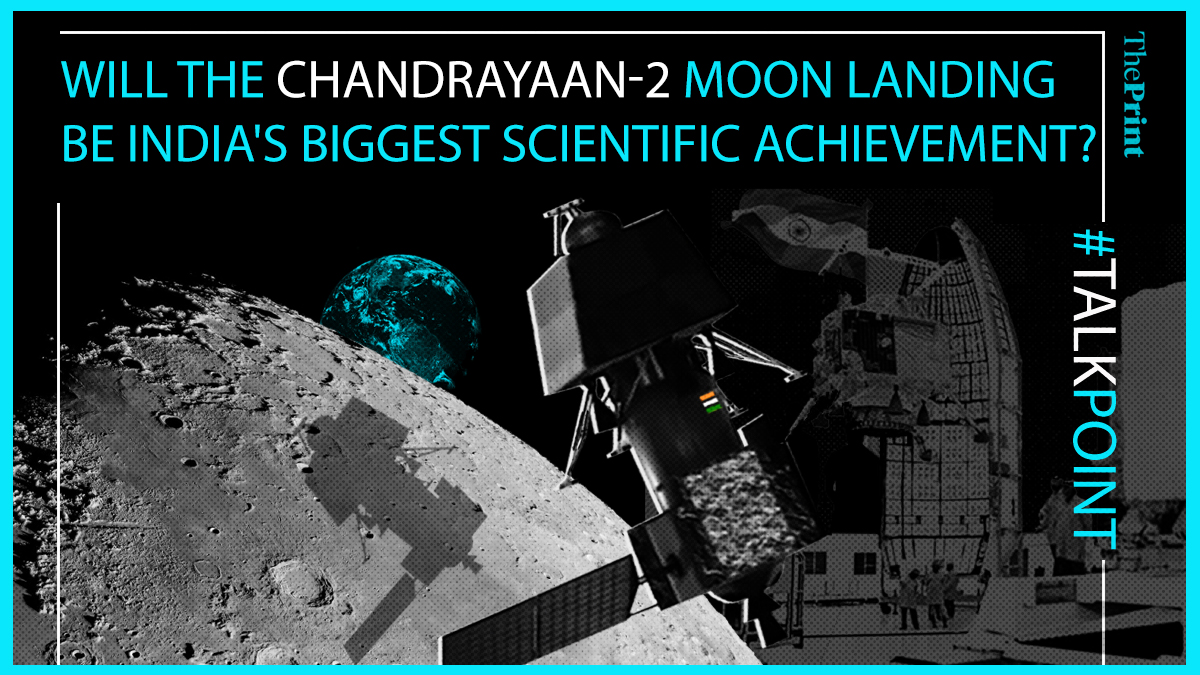 Will the Chandrayaan-2 moon landing be India's biggest scientific achievement?