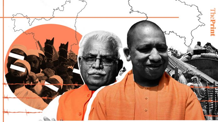 Adityanath, Khattar want NRC in UP and Haryana: Is India looking at another 'Partition'?