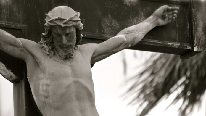 Christ statue removed in Bengaluru after 'Hindu groups' claim cemetery land was misused