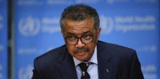 File photo   Tedros Adhanom Ghebreyesus, director general of the World Health Organization (WHO)   Stefan Wermuth/Bloomberg