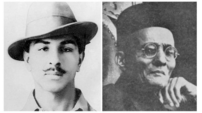 Braveheart, fanatic anarchist' — what Bhagat Singh wrote of Savarkar, and  their common cause